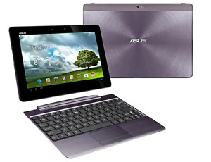 Asus Transformer tablet with keyboard/case/extra memory card!