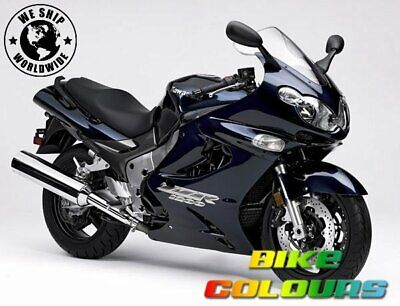 2 STAGE KAWASAKI TOUCH UP PAINT KIT ZZR1200, ZX12R 02 - 03 PEARL MYSTIC BLACK