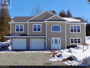 Quispamsis. Spacious brand new 1 bedroom basment apartment