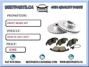 Front brake set Audi S5 2011-2017