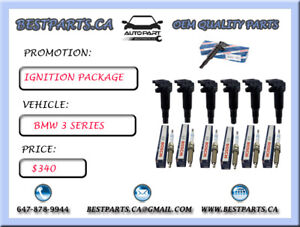 Special Offer Ignition Package for BMW