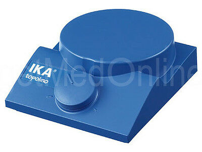 New Ika Topolino 300-1800rpm Variable Speed Magnetic Stirrer 250ml Capacity
