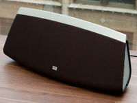 Altec Lansing inAir 5000 AirPlay Wireless Speaker for use on iPhone, iPod, iPad & Android with cable