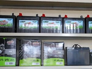 SALE ! NEW SP-30 LAWN & GARDEN - BATTERY   250 CCA