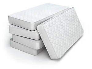 New Mattresses sale: Single (Twin)…$169, Double (Full)…$199, Que