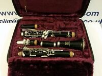 Reconditioned Boosey & Hawkes 400 Bb Clarinet