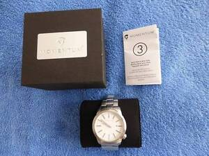 Momentum Watch on Solid Oyster Bracelet, Brand New in Gift Box Freshwater Manly Area Preview