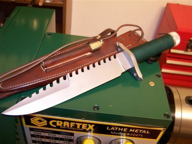 Learn Knife Making Bladesmithing 100+ Books 2000+ Designs 125 Video Tuts on Disc