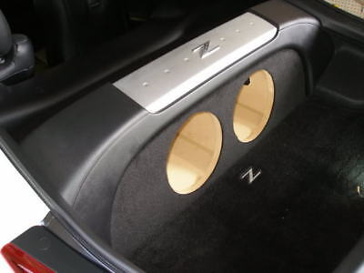 Sub Box for Nissan 350z 2-10