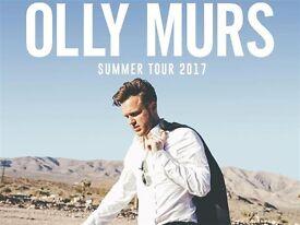 Olly Murs tickets Wrexham