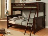 ★INVENTORY LIQUIDATION★ T/D BUNK BED $399.*★DRAWERS $99. SALE !!