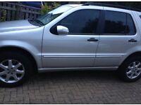 7 seater Mercedes ml diesel for sale