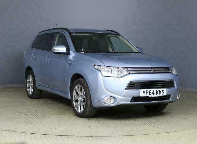 MEGA SPEC 2014 64 Mitsubishi Outlander 2 0 4X4 PHEV HYBRID Auto GX4h * 2X  KEYS * | in Beccles, Suffolk | Gumtree