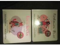 Two new lift the flap books