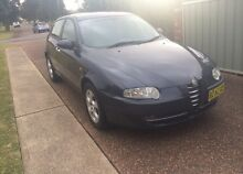 2002 Alfa Romeo 147 Selespeed Nelson Bay Port Stephens Area Preview