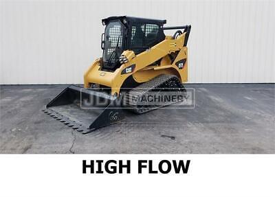 2005 High Flow Caterpillar 257b Cab Air Heat Track Skid Steer Loader Cat 257