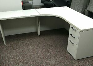 Used Lacasse Laminate Desk