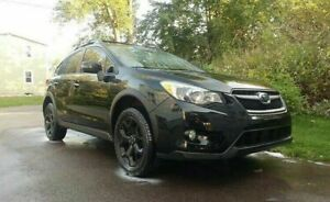 rare 15 subaru xv crosstrek- sunroof, manual, leather, autostart