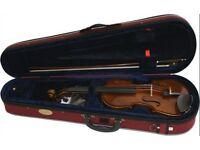 violin Stentor ll 1/8