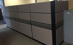 PANNEAUX SEPARATEURS CUBICULE PARAVENTS OFFICE PANELS DIVIDERS