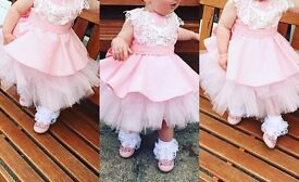 Beautiful baby girl dress 12 months