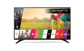 "32"" LG Smart LED tv, full HD 1080p, freeview (new)"