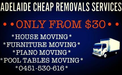 ☆☆Adelaide Cheap Removals Services☆☆ Adelaide CBD Adelaide City Preview