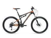 Bordman team fs Full Suspension Mountain Bike