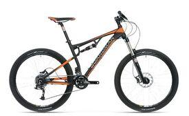 Boardman Team FS Full Suspension Mountain Bike