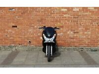 Black pcx 125cc moped
