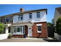 Large three bedroom semi detatched house to share