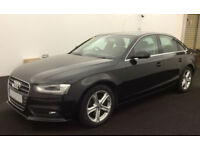 Audi A4 FROM £41 PER WEEK!