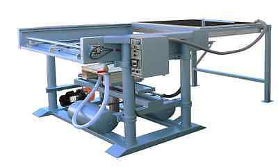 48x48 Belovac Vacuum Forming Machine