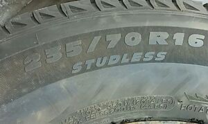 Winter tires excellent condition