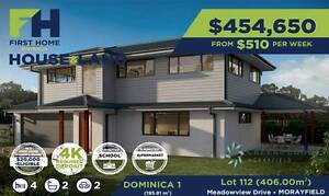 Lot 112 Morayfield Queensland House and Land   $30k Grant 1st Buy Morayfield Caboolture Area Preview
