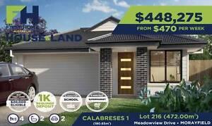 House & Land for Sale Lot 216 Morayfield   No Deposit No Problem Morayfield Caboolture Area Preview