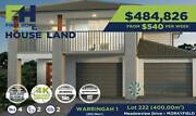 House and Land | Lot 222 Morayfield Qld | Little or No Deposit Morayfield Caboolture Area Preview