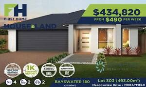 Lot 303 Meadowview Drive Morayfield Qld | House and Land for Sale Morayfield Caboolture Area Preview
