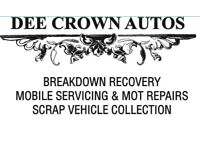 Mechanics Dee crown autos slough services from£39