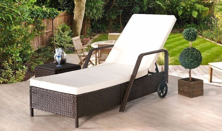 "FREE UK DELIVERYRattan Adjustable Lounger Sun BedCLEARANCEBRAND NEWin Manor House, LondonGumtree - Please click ""See all ads"" above to see our full range of products 7 DAY MONEY BACK GUARANTEE! We adhere to strict quality standards to ensure you are fully satisfied with your purchase. If you are not satisfied or simply change your mind, call us..."