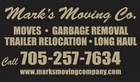 Mark's Moving Company