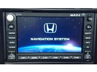Honda V3.90 Western Europe 2015/16 Navigation DVD