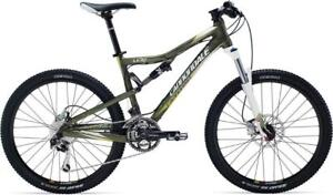 2011 Cannondale Lexi 2 - Womens full suspension. Barely used!