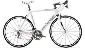 Cannondale Six Carbon Ultegra road bike - Excellent condition