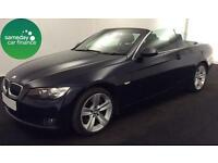 ONLY £225.22 PER MONTH BLUE 2009 BMW 330D 3.0 SE HIGHLINE DIESEL AUTOMATIC