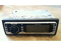 Blaupunkt car cd player stereo