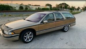 1993 buick roadmaster estate wagon
