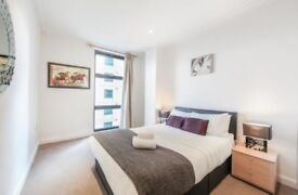 STUNNING 2 BED NEW BUILD APARTMENT IN ROYAL VICTORIA NEXT TO EXCEL 10 MINS TO CANARY WHARF
