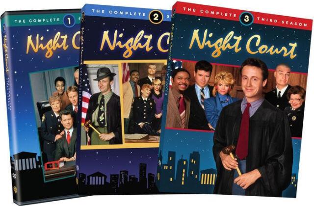 NIGHT COURT: SEASONS 1-3 (8PC) / (FULL) -DVD- Region 1