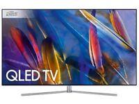 "Samsung 65"" TV QE65Q7F QLED HDR 1500 4K Ultra HD Smart TV RRP £2799"